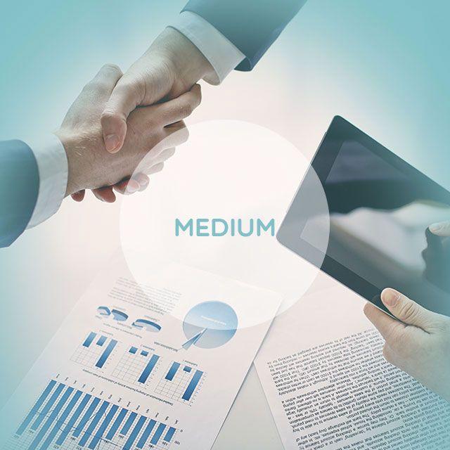 Orçamento medium